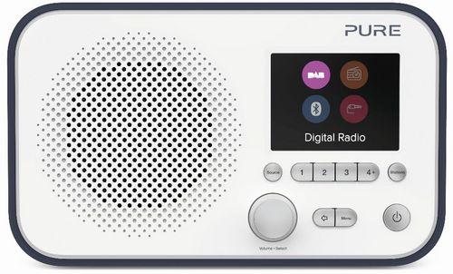 Pure Elan BT3 FM/DAB+/BT Radio - slate blue