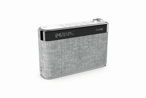 Pure Avalon N5 FM/DAB+/BT Radio - dove grey