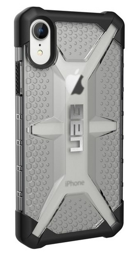 UAG Plasma Case - iPhone XR (6.1 Screen) - ice (transparent)