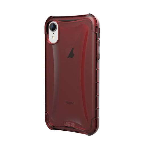 UAG Plyo Case - iPhone XR - crimson (transparent)