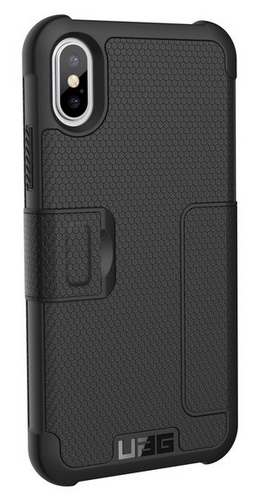 UAG Metropolis Case - iPhone XR (6.1 Screen) - black