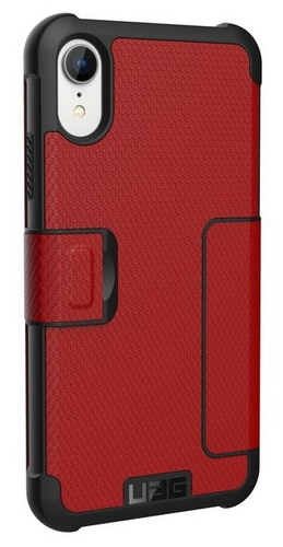 UAG Metropolis Case - iPhone XR - magma