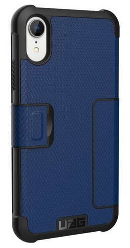 UAG Metropolis Case - iPhone XR - cobalt