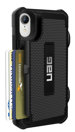 UAG Trooper Case - iPhone XR (6.1 Screen) - black