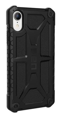 UAG Monarch Case - iPhone XR (6.1 Screen) - black (matte)