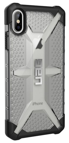 UAG Plasma Case - iPhone XS Max (6.5 Screen) - ice (transparent)