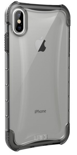UAG Plyo Case - iPhone XS Max (6.5 Screen) - ice (transparent)