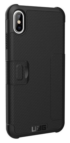 UAG Metropolis Case - iPhone XS Max (6.5 Screen) - black
