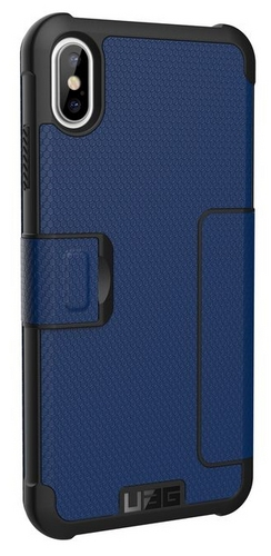 UAG Metropolis Case - iPhone XS Max (6.5 Screen) - cobalt