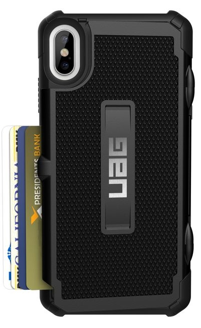 Uag Trooper Case Iphone Xs Max 65 Screen Black Slate 6 Plus 6s