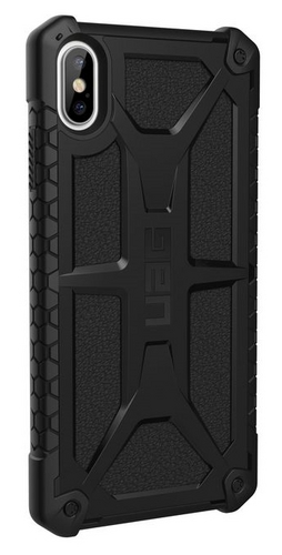 UAG Monarch Case - iPhone XS Max (6.5 Screen) - black (matte)