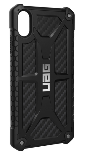 UAG Monarch Case - iPhone XS Max (6.5 Screen) - carbon fiber