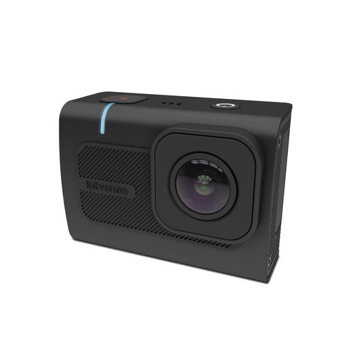Kitvision Venture 4K WiFi Action Camera - black
