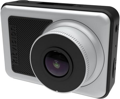 Kitvision Observer 720p Dash Camera - silver