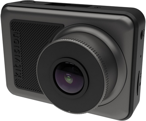Kitvision Observer 1080p Dash Camera - black