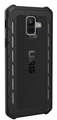 UAG Outback Case - Samsung Galaxy A6 (2018) - black