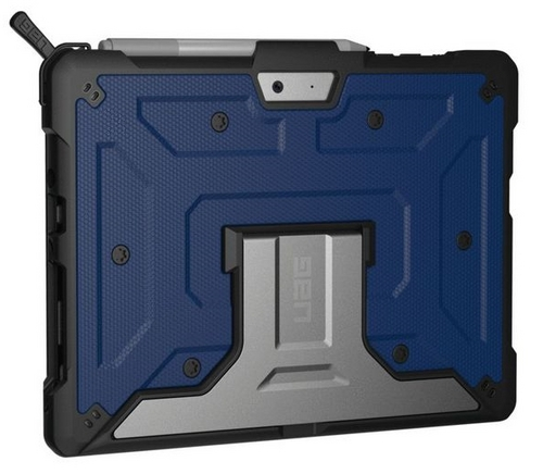 UAG Metropolis Case - Microsoft Surface Go - cobalt