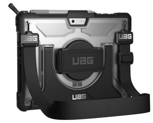 UAG Plasma Case - Microsoft Surface Go - ice