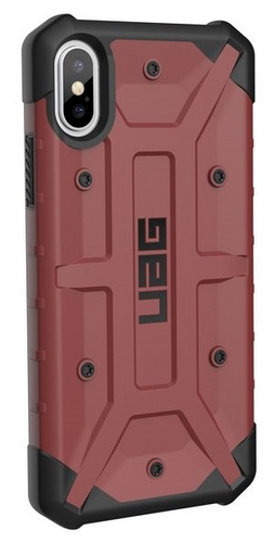 UAG Pathfinder Case - iPhone X/XS (5.8 Screen) - carmine