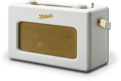 Roberts Revival iStream 3 DAB+/ Smart Radio - white