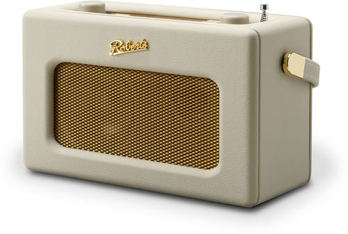 Roberts Revival iStream 3 DAB+/ Smart Radio - pastel cream