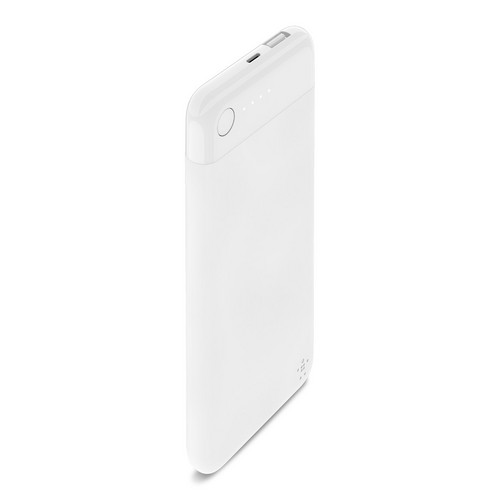 Belkin Boost Charge 5K Lightning Power Bank [5000mAh] - white