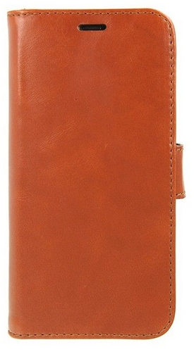 Valenta Booklet Classic Luxe - iPhone XR - brown