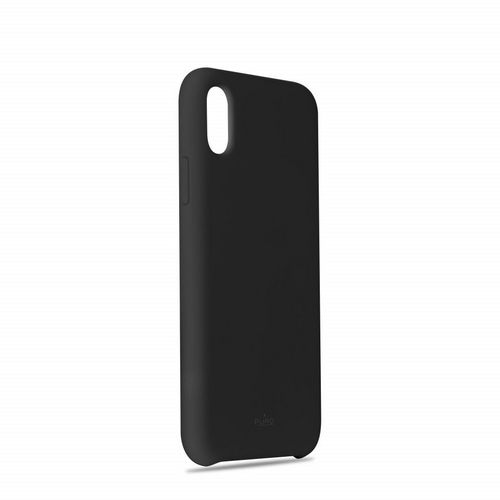 Puro Icon Cover - iPhone X/XS - black