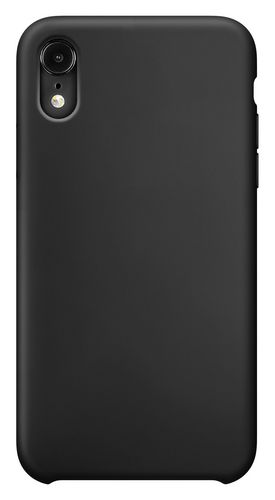 Scutes TPU Backcover - iPhone XR - matt black