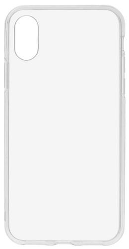 Scutes TPU Backcover - iPhone XS Max - transparent