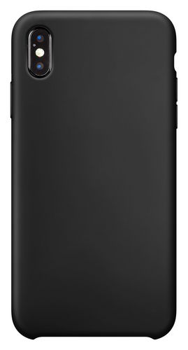 Scutes TPU Backcover - iPhone XS Max - matt black