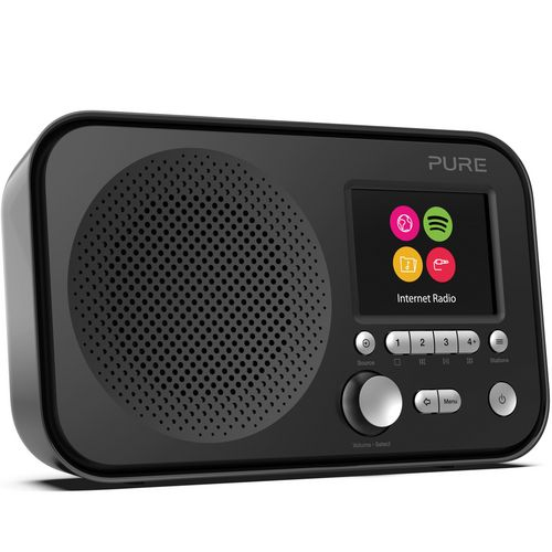 Pure Elan IR3 DAB+ Radio - black