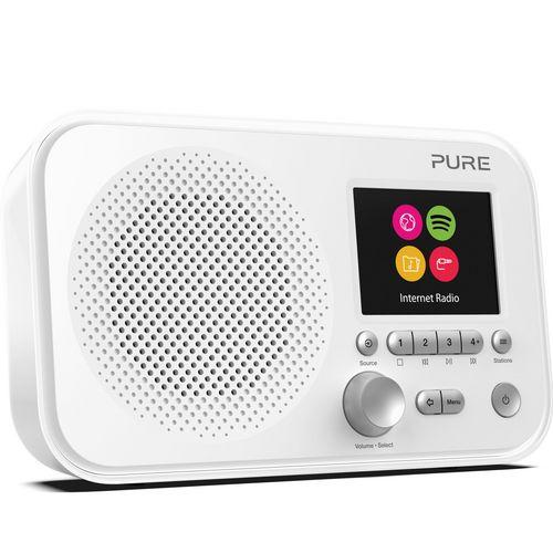Pure Elan IR3 DAB+ Radio - white