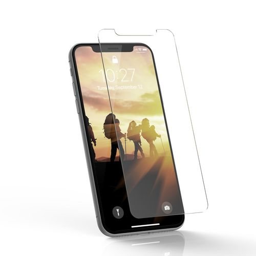UAG Glass Screen Protector - iPhone XR - clear