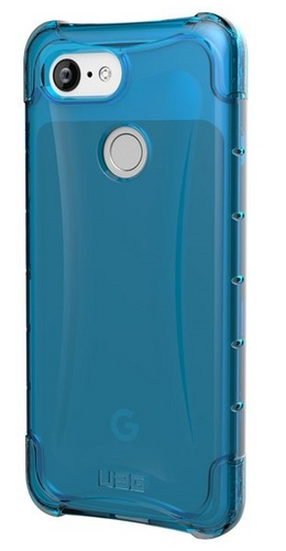 UAG Plyo Case - Google Pixel 3 (5 Screen) - glacier (blue transparent)