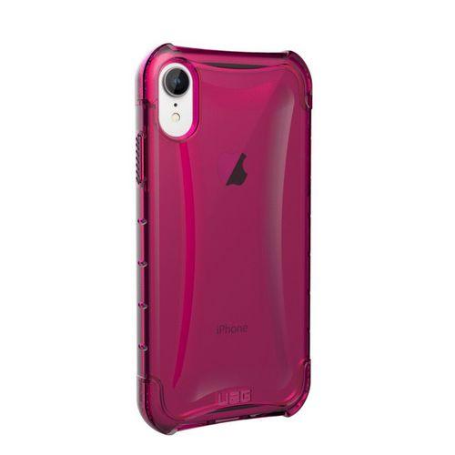 UAG Plyo Case - iPhone XR - pink (transparent)
