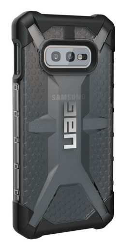 UAG Plasma Case - Samsung Galaxy S10e - ash (transparent)