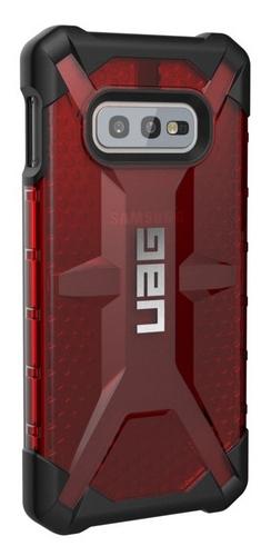 UAG Plasma Case - Samsung Galaxy S10e - magma (transparent)