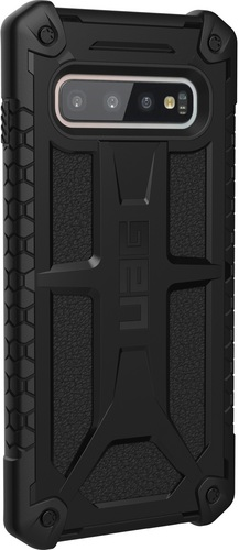 UAG Monarch Case - Samsung Galaxy S10 - black (matte)