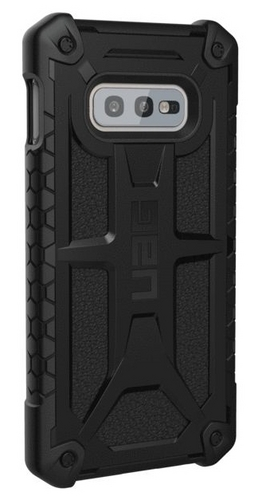 UAG Monarch Case - Samsung Galaxy S10e - black (matte)