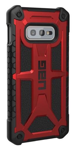 UAG Monarch Case - Samsung Galaxy S10e - crimson