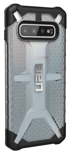 UAG Plasma Case - Samsung Galaxy S10+ - ice (transparent)