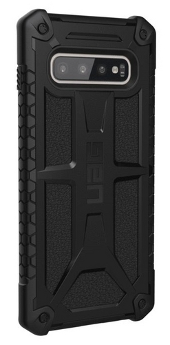 UAG Monarch Case - Samsung Galaxy S10+ - black (matte)