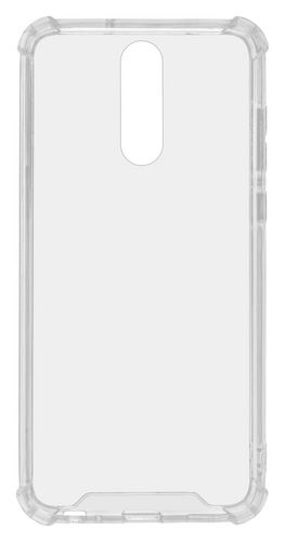 Scutes Hybrid Backcover - Huawei Mate 20 lite - crystal clear
