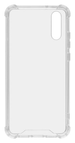 Scutes Hybrid Backcover - Huawei Mate 20 pro - crystal clear