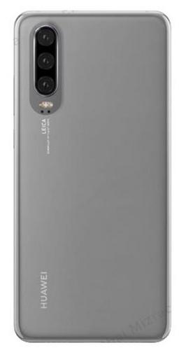 Puro 0.3 Nude Cover - Huawei P30 - transparent