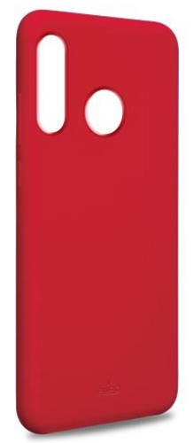 Puro Icon Cover - Huawei P30 Lite - red