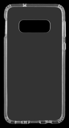 Scutes Hybrid Backcover - Samsung Galaxy S10e - crystal clear