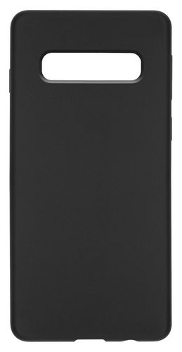 Scutes TPU Backcover - Samsung Galaxy S10 +- matt black