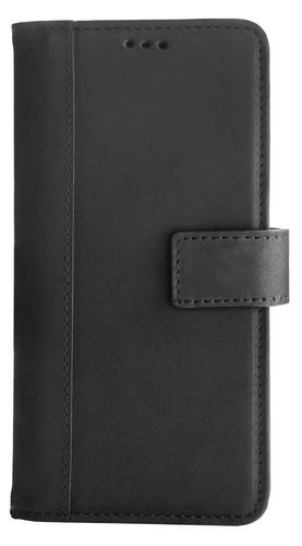 Scutes Booklet Case - Samsung Galaxy S10+ - antic black